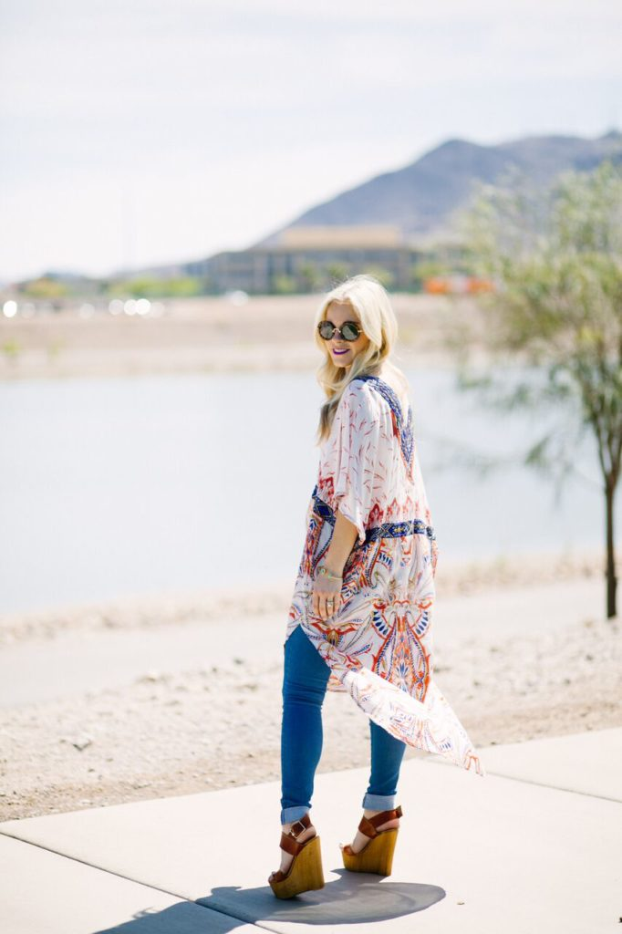 Туника в стиле бохо - основа стиля одежды