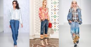 Модные джинсы 2014 (35 фото)