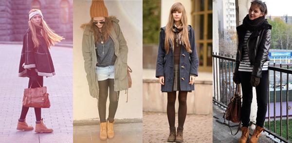 Женские ботинки тиберленды (55 фото) – с чем носить тимберленды?