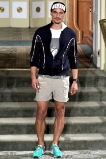 Michael Bastian 2014 мужская мода