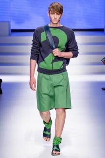 Salvatore Ferragamo мужская мода 2014