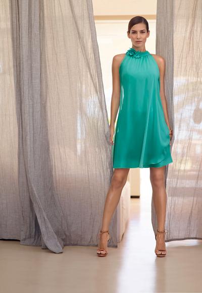 Vera Mont платья весна/лето 2014