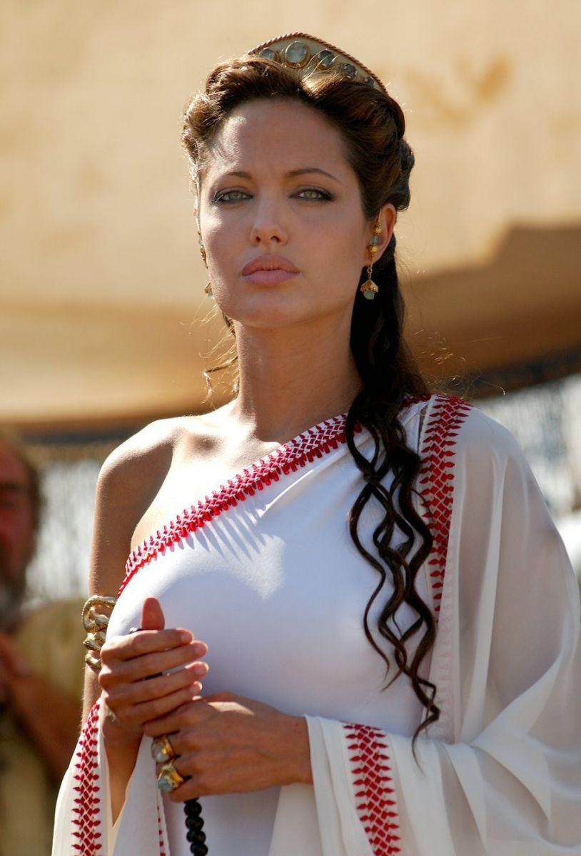 Греческая боковая прическа - фото новинки