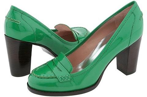 Лоферы - модная обувь 2014