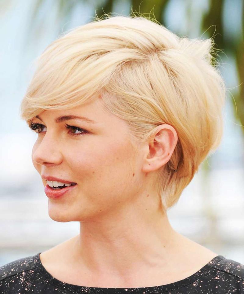Повседневные стрижки для коротких волос