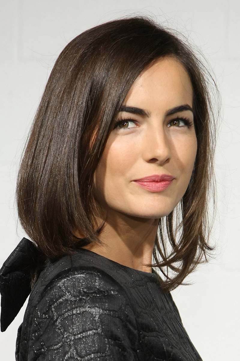11 Beautiful Shoulder Length Haircuts  Wavy medium bob