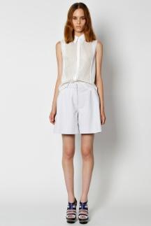 Белая рубашка 2014 ADEAM