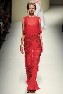 Alberta Ferretti мода лето 2014