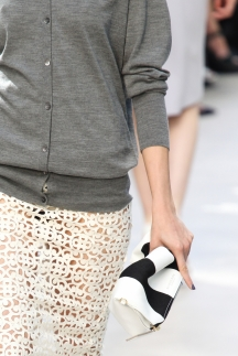 Burberry летняя мода 2014