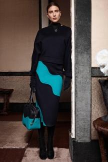 Модная юбка осень-зима 2014-2015 фото Agnona