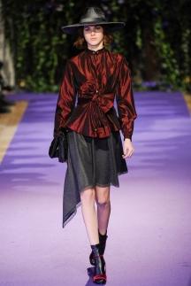 Модная юбка осень-зима 2014-2015 - Alexis Mabille