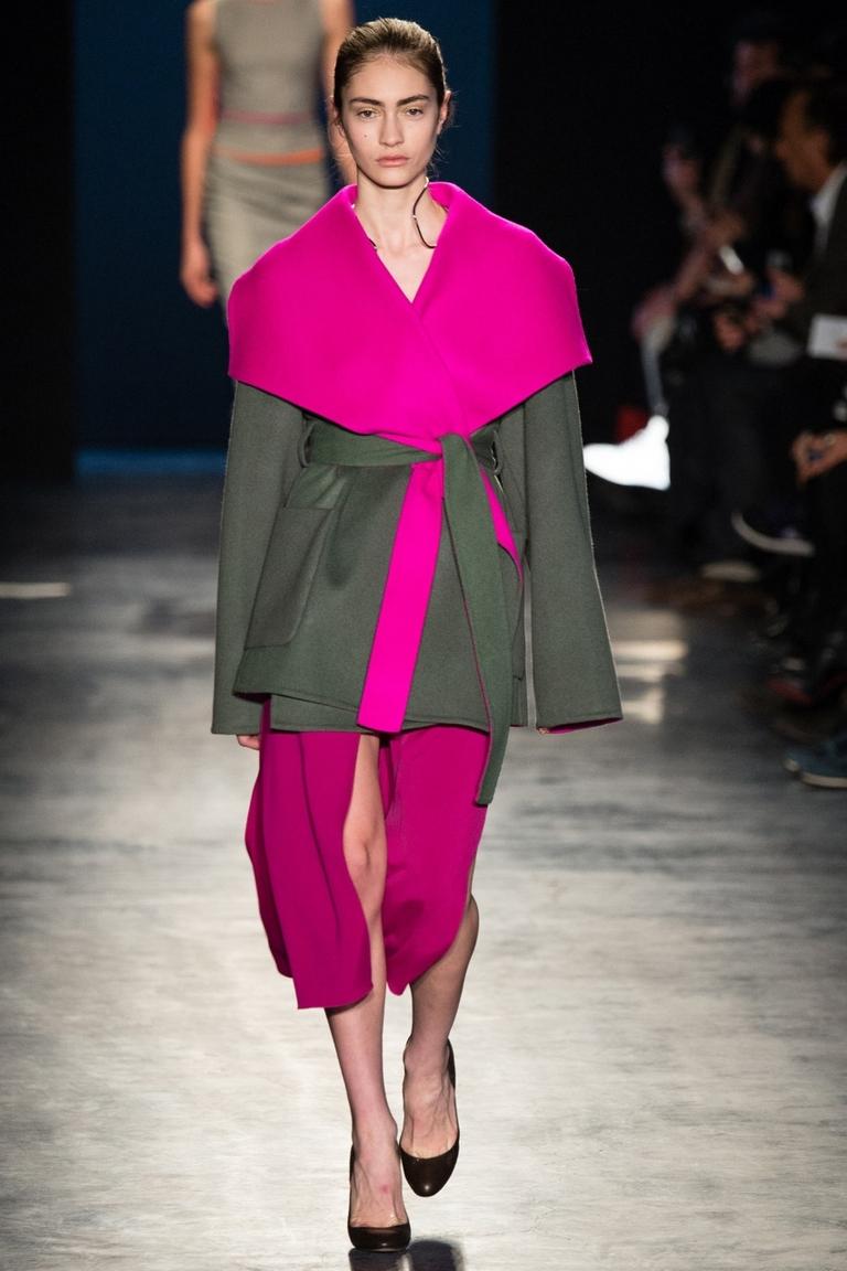 Модное пальто 2015 – фото новинка в коллекции Altuzarra