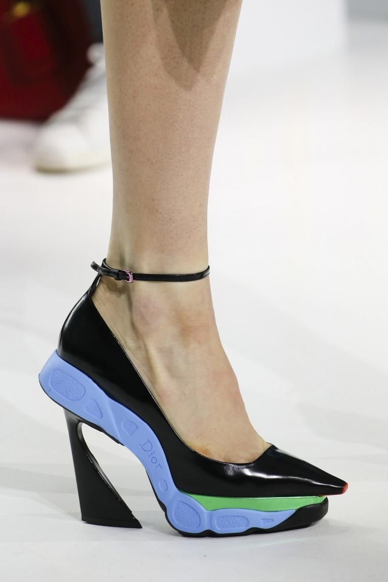 Модные туфли 2015 от Christian Dior