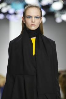 Фото модной прически 2015 – Christian Dior