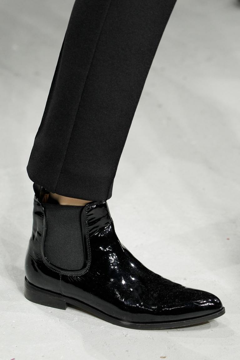 Модная обувь 2015 на плоской подошве – Christopher Kane