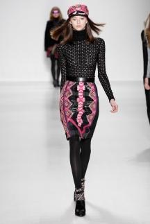 Модная юбка карандаш осень-зима 2014-2015 - Custo Barcelona