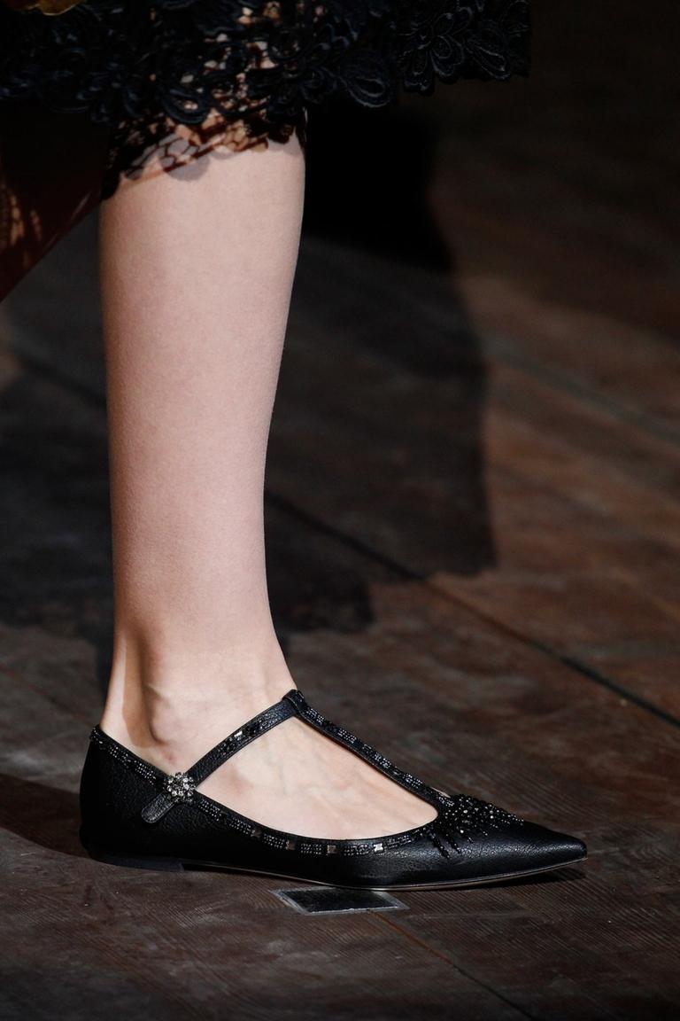 Модные туфли балетки 2015 Dolce & Gabbana