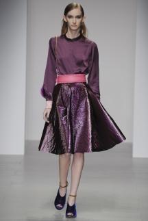Модная пышная юбка осень-зима 2014-2015 - Emilio de la Morena