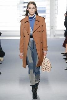 Классический модный плащ осень-зима 2014-2015 - Louis Vuitton