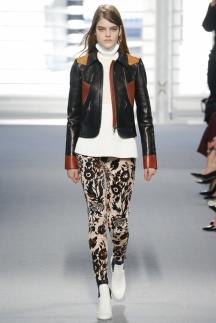 Короткая кожаная куртка осень-зима 2014-2015 – Louis Vuitton
