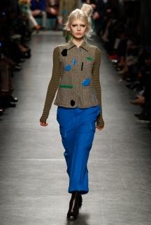 Модные укороченные брюки осень-зима 2014-2015 - Missoni