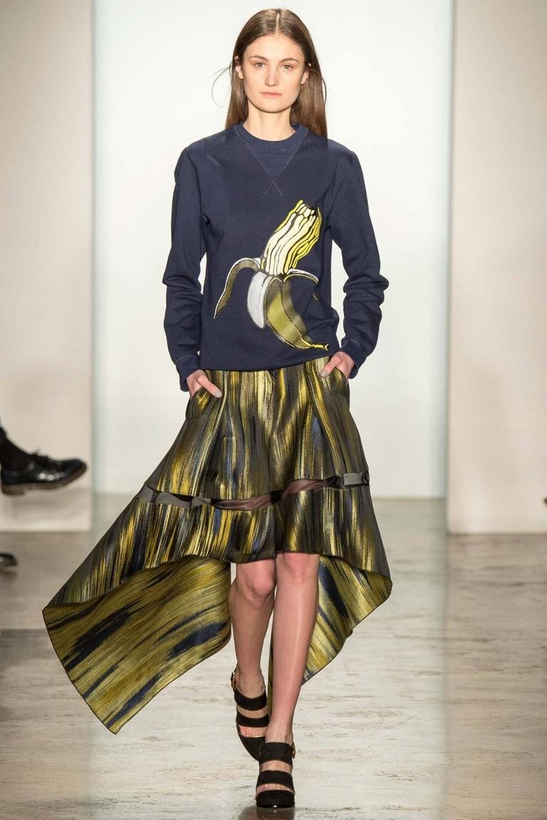 Зеленая модная юбка 2015 фото – Ostwald Helgason