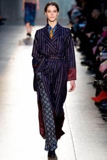 Модные брюки в пижамном стиле осень-зима 2014-2015 - Paul Smith