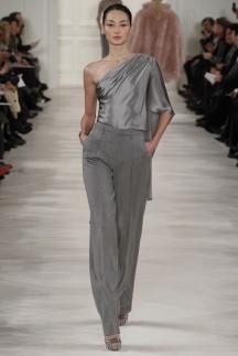 Серая модная кофта осень-зима 2014-2015 – Ralph Lauren