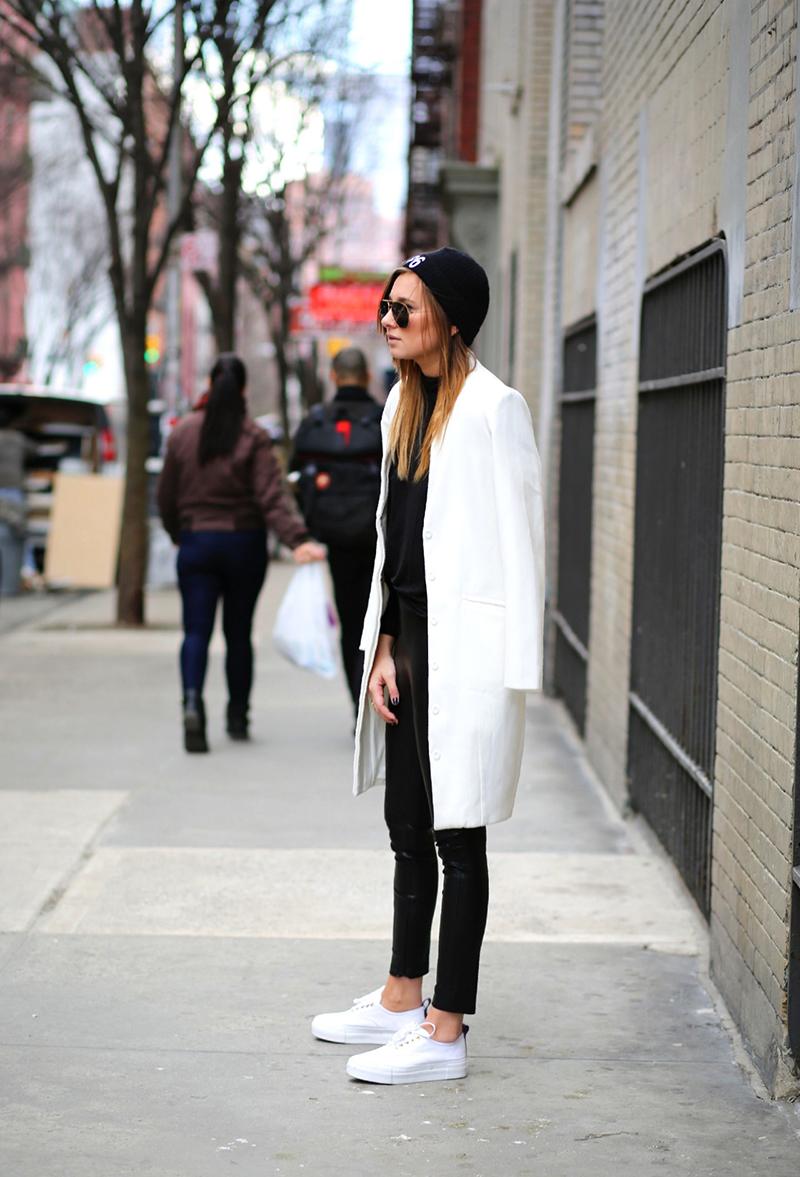 Фото новинки: длинное женское пальто