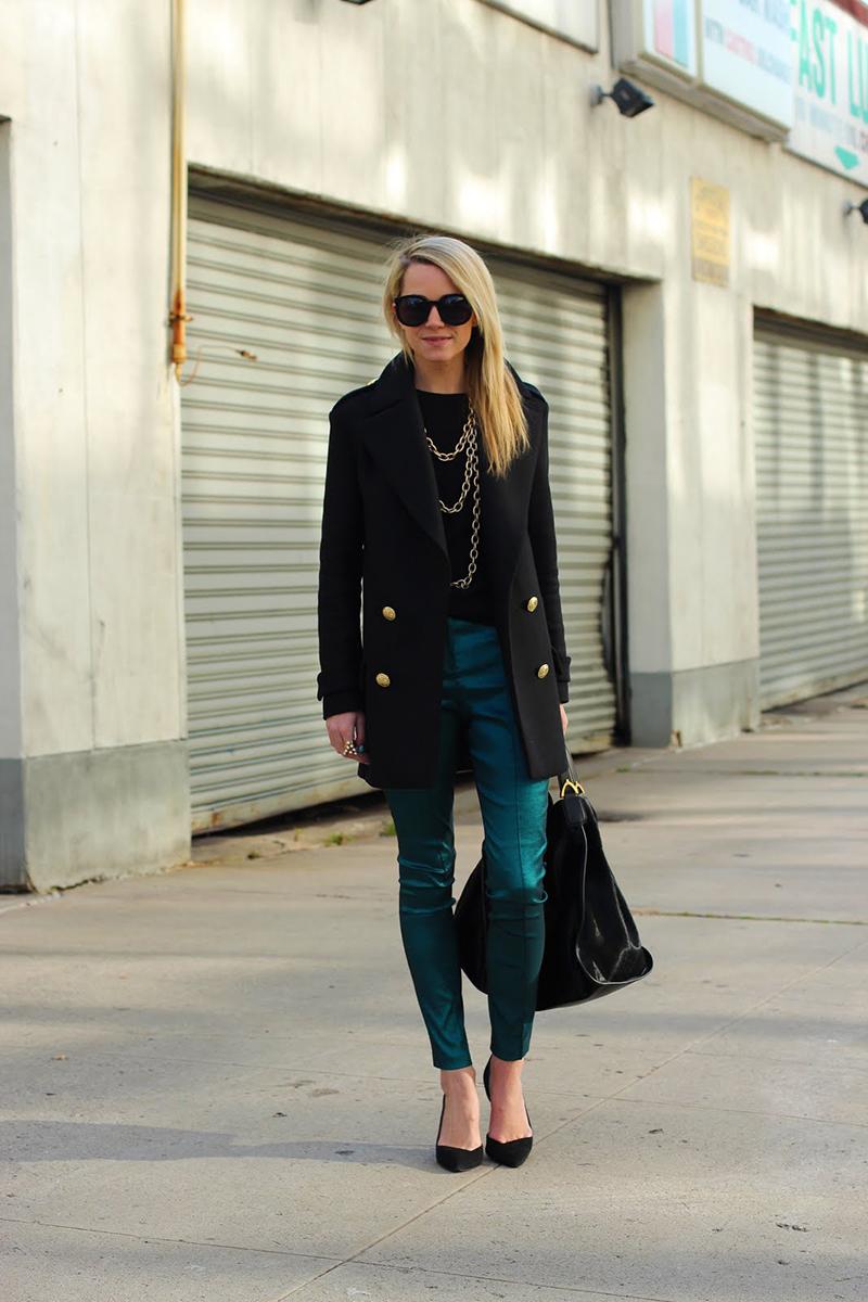 Классическое женское пальто – фото новинки сезона