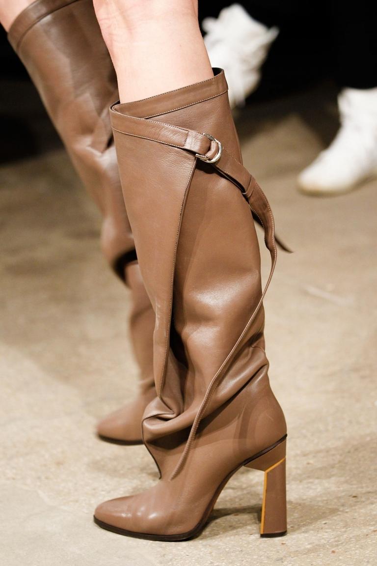 Модные объемные сапоги 2015 – Derek Lam