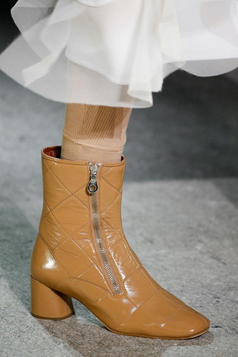 Модные стеганные сапоги 2015 – Marc Jacobs