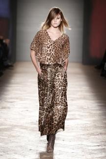 тигровое платье 2015