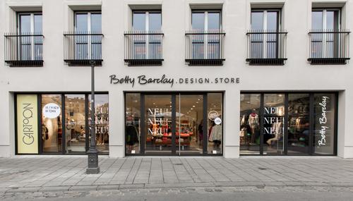 Betty Barclay открыла новый флагманский магазин в сердце Мюнхена