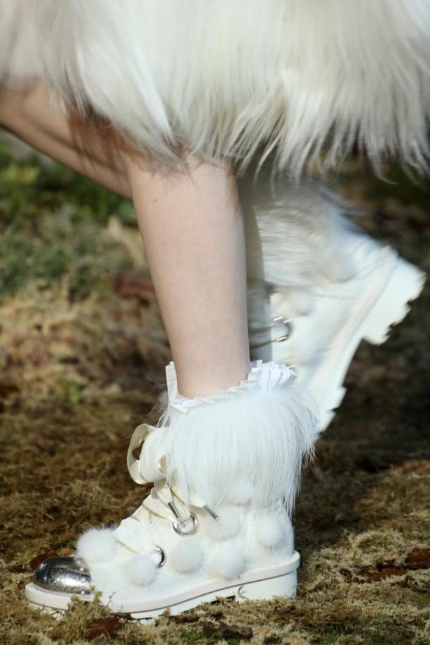 Модная обувь 2015 Alexander McQueen