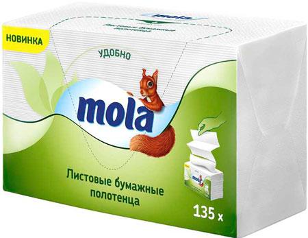 Mola  Household  Sheet – это листовые бумажные полотенца