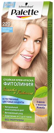 Palette Фитолиния, краска для волос Palette Фитолиния