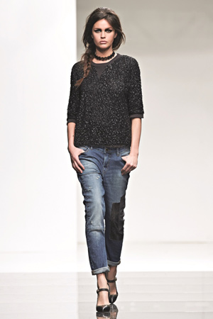 TWIN-SET Simona Barbieri Jeans FW 14-15