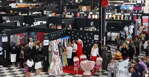 2-я международная выставка моды PTAK EXPO
