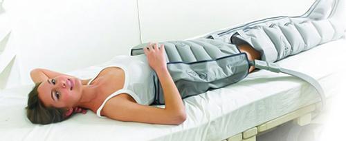 Прессотерапия - лимфодренажный массаж