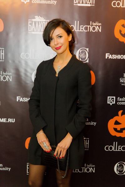 FASHION PUMPKINS TONIGHT от журнала FASHION COLLECTION