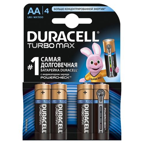 Duracell батарейки