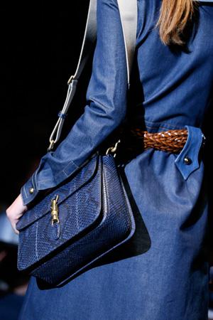 Модная сумка в форме чемодана – коллекция весна-лето 2015 Gucci
