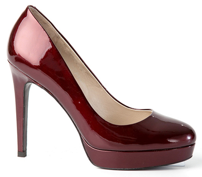 Новогодняя коллекция обуви в ALBA