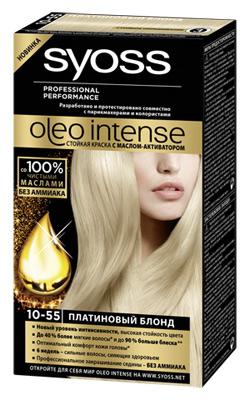 SYOSS Oleo Intense краска для волос