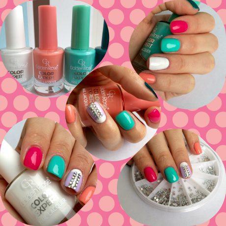 Модный маникюр: крутой дизайн коротких ногтей
