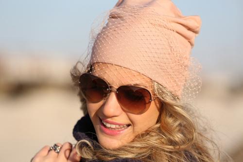 Модные шапки своими руками фото