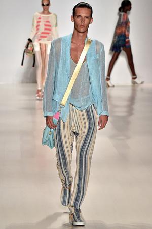 Полосатые модные мужские брюки – Custo Barcelona