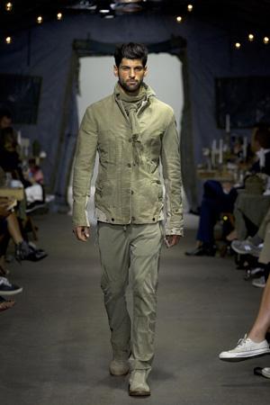 Модный мужской костюм в классическом стиле – Greg Lauren