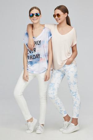 Модные футболки свободного кроя весна лето 2015 - Kira Plastinina